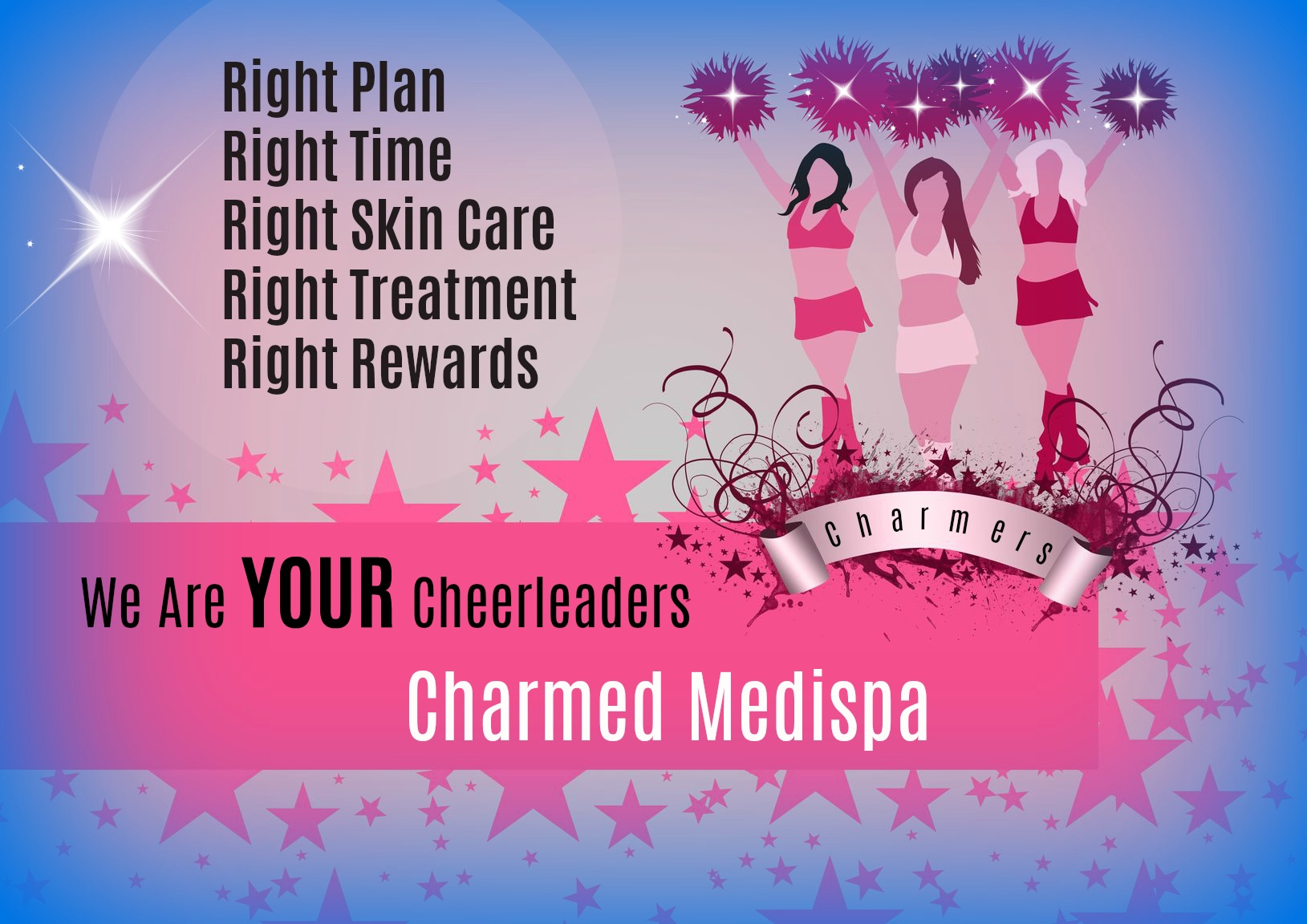 charmed medispa cheerleaders loraine shae