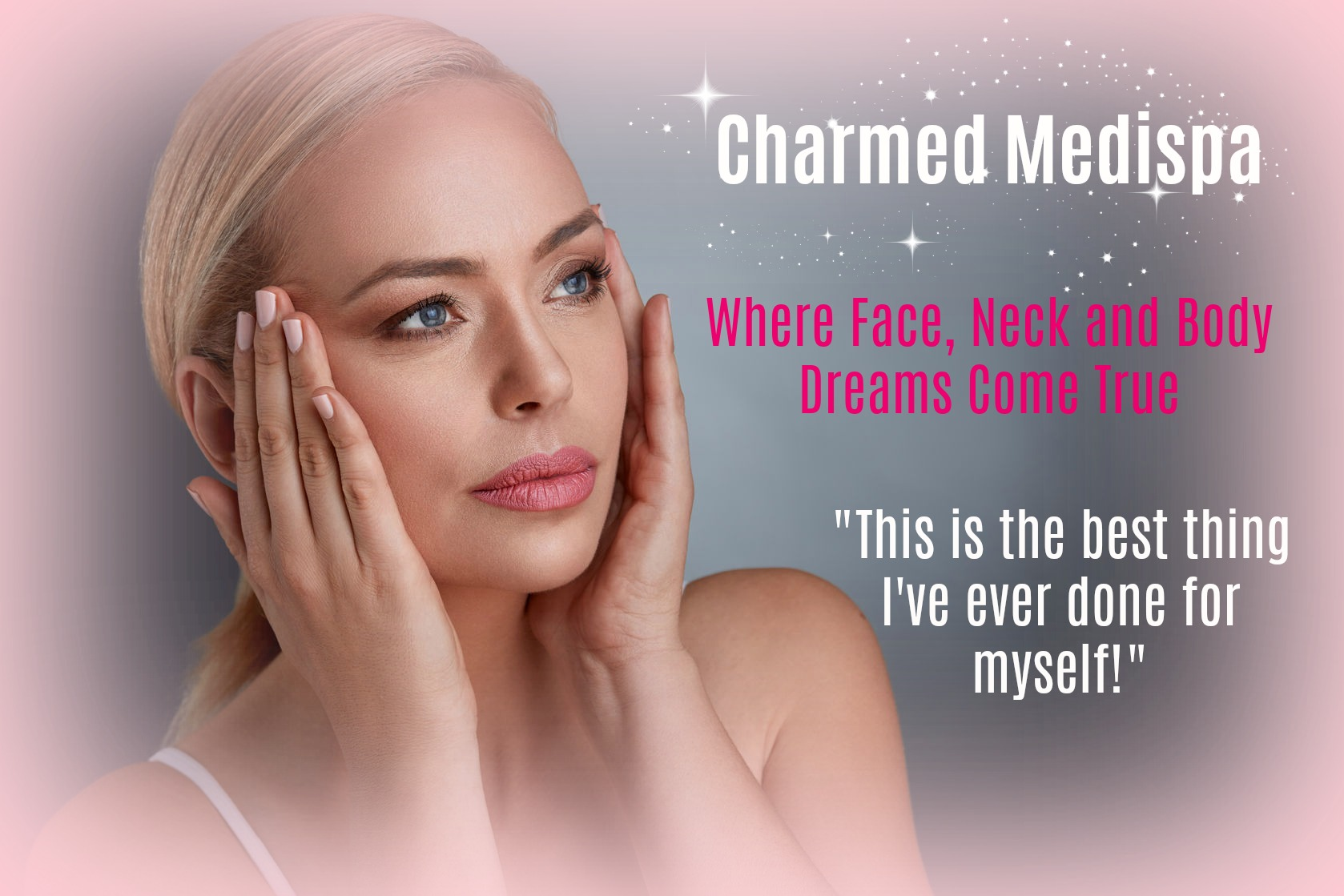 Charmed Medispa Face