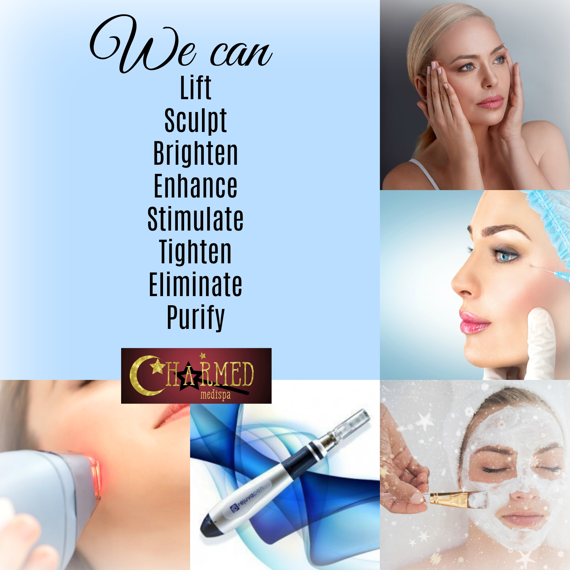 Botox Filler Lasers Sculptra Facials Delaware Medical Spa
