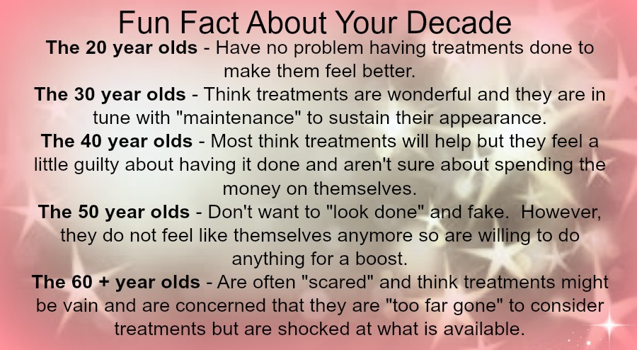 fun facts decades