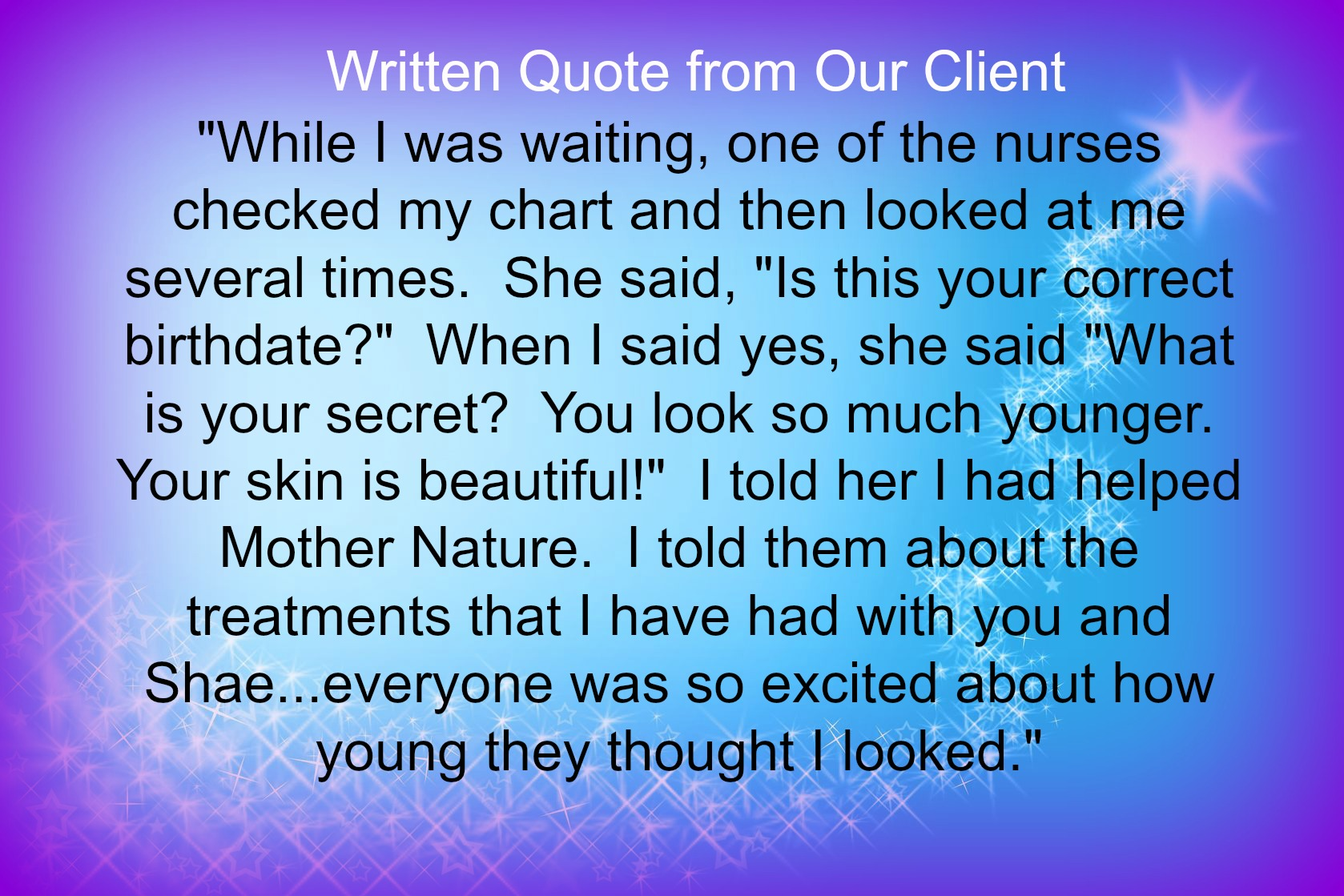 quote client